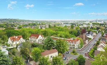 Villa Louise - immobilier neuf Andilly