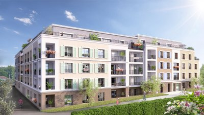 Carre Nova - immobilier neuf Sarcelles