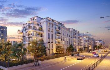 Les Jardins Balzac - immobilier neuf Argenteuil