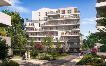Le Parc Du Faubourg - immobilier neuf Toulouse