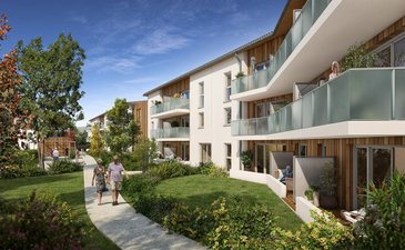 Villa Serena - immobilier neuf Toulouse