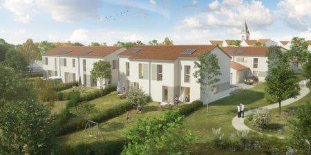 Le Hameau Des Brassins - immobilier neuf Trélissac