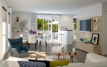 Oxygen - immobilier neuf Colombelles