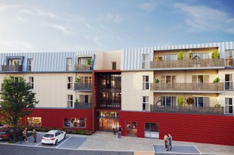 Les Arilles - immobilier neuf Ifs