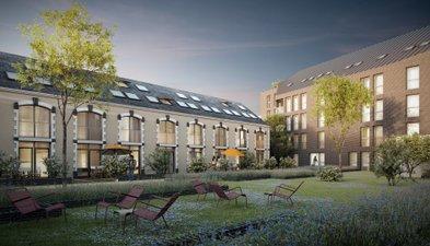 Cour Bastille - immobilier neuf Nantes