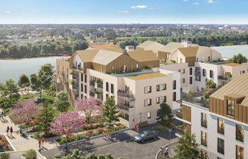 Les Jardins D'anais - immobilier neuf Lormont