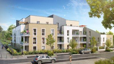 Le Carré Vert - immobilier neuf Saint-jean-de-braye