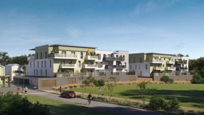 Rosa Residenza - immobilier neuf Chartres