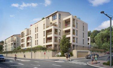 Les Hauts De Bon Accueil - immobilier neuf Vienne