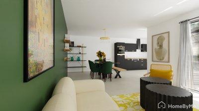 N.o.u : Nouvel Opus Urbain - immobilier neuf Villeurbanne