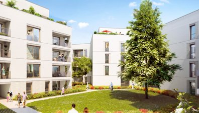 Ivory Park - immobilier neuf Lyon