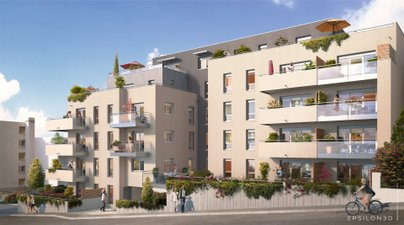 Resonance - immobilier neuf Clermont-ferrand