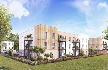 Courtil Pommerets - immobilier neuf Longvic