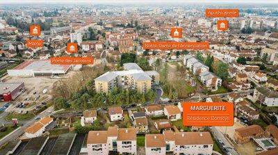 Marguerite - immobilier neuf Bourg-en-bresse