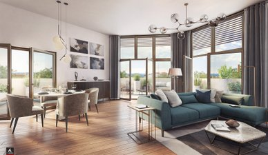 Arty - immobilier neuf Lyon