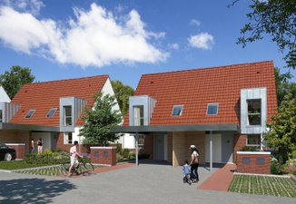 Domaine D'alys - immobilier neuf Comines