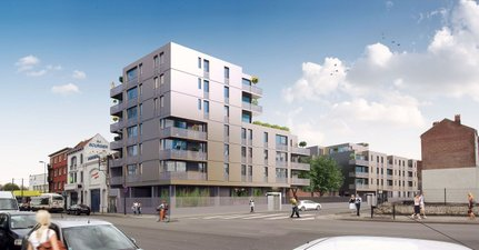 Lill'even - immobilier neuf Lille