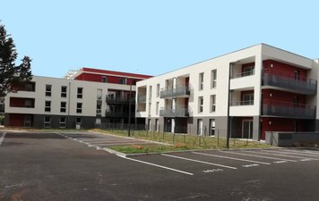 L'initial - immobilier neuf Bourg-en-bresse