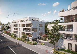 Opaline - immobilier neuf Annemasse