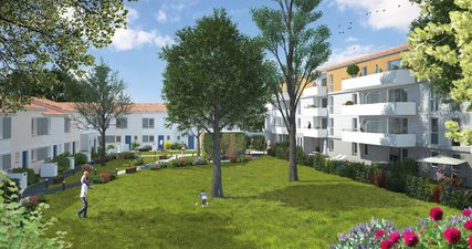 Residence L'ortalan - immobilier neuf Toulouse