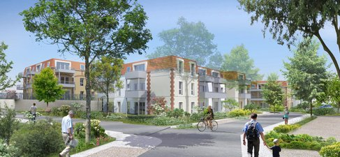 Residence Bukolia - immobilier neuf Coulommiers