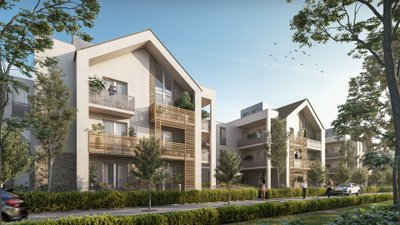 Les Cottages D'amilly - immobilier neuf Serris