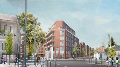 Parenthese Verte - immobilier neuf Lille