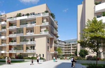 Carre Flora - immobilier neuf Rouen