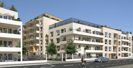 Carre Flora - immobilier neuf Rouen
