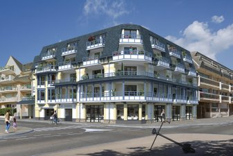 Grand Large - immobilier neuf Fort-mahon-plage