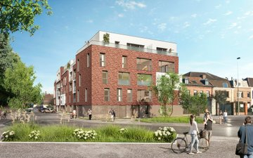 Residence Blanquart Evrard - immobilier neuf Loos