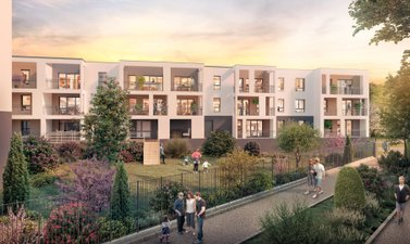 Emergence - immobilier neuf Reims
