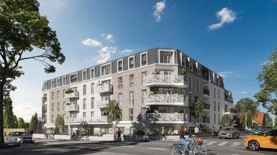 Les Jardins D'aunais - immobilier neuf Aulnay-sous-bois