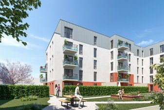 L'interlude - immobilier neuf Lille