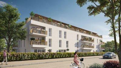 Le Clos Des Chênes Blancs - immobilier neuf Carbon-blanc