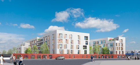 City Park - immobilier neuf Gonesse