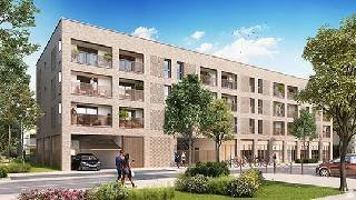 Les Allees D'ambroise - immobilier neuf Amiens