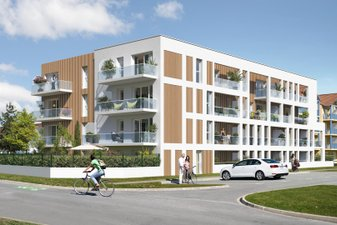 Residence Les Grandes Marees - immobilier neuf Cucq