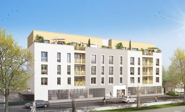 Residence O'centre - immobilier neuf Villiers-le-bel