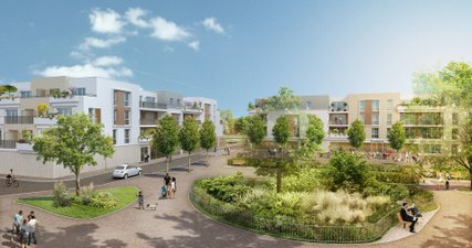 Emergence - immobilier neuf Coulommiers
