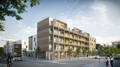 Belved'r - immobilier neuf Clermont-ferrand