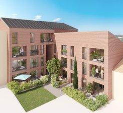 Ecrin Des Minimes - immobilier neuf Toulouse