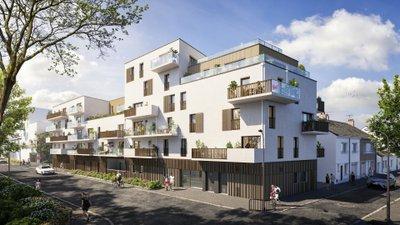 Belluno - immobilier neuf Saint-nazaire