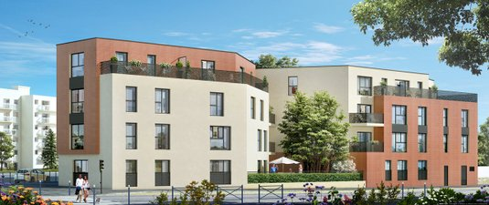Grand Angle - immobilier neuf Melun