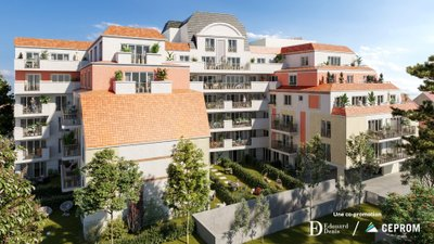 Jean Bart - immobilier neuf Le Blanc-mesnil