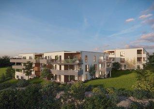 Vue Citadelle - immobilier neuf Besançon