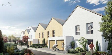 Le Village De Diane - immobilier neuf Le Petit-quevilly