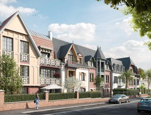 Villa Agrippa - immobilier neuf Amiens