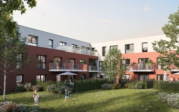 Nouvel Angle - immobilier neuf Le Petit-quevilly