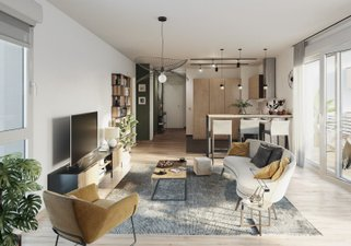Plenitude - immobilier neuf Metz